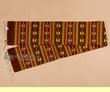 """Zapotec Table Runner Rug 10""""x80"""" (a17)"""