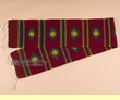 """Zapotec Table Runner Rug 10""""x80"""" (a46)"""