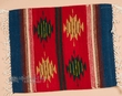 "Zapotec Wool Place Mat  16""x20"" (at)"