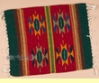 "Zapotec Wool Place Mat  16""x20"" (n)"