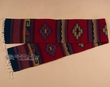 "Zapotec Wool Table Runner 10""x80"" (a22)"