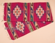 "Zapotec Wool Table Runner 15""x80"" (a3)"