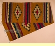 "Zapotec Wool Table Runner 15""x80"" (a36)"