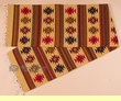 "Zapotec Wool Table Runner 15""x80"" (a66)"