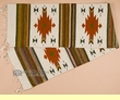 "Zapotec Wool Table Runner 15""x80"" (a71)"