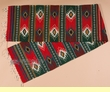 """Zapotec Wool Table Runner 15""""x80"""" (a74)"""