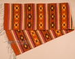 "Zapotec Wool Table Runner 15""x80"" (b41)"