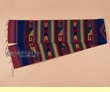 """Zapotec Wool Table Runner Rug 10""""x80"""" (a53)"""