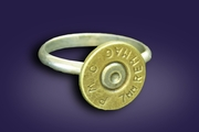 Bullet Ring. What's your caliber?