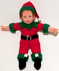 Christmas Elf Doll Kit
