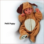 Mini Petit Puppy Secrist Reborn Kit #5