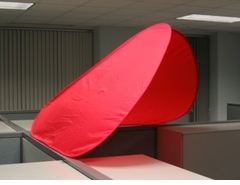 CubeShield� Privacy & Light Shield