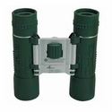 Green Rubber Ruby Coating Binocular - 10x25