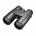 Sierra Black Waterproof Fogproof Binoculars - 10x42mm Black Roof Prism