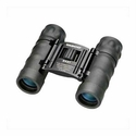 Essentials Binoculars - 8x21 Black Roof Prism Compact Clam Pack