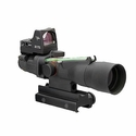 ACOG 3x30mm - Dual Green Horseshoe .223 Ballistic 4.0