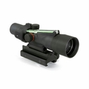 ACOG 3x30mm - Illuminated Green Chevron .223 w/TA60