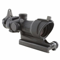 ACOG 4x32 - w/Yellow Center/TA51/Iron Sights