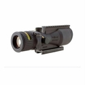 ACOG - 6x48 Dual Illumination Amber Chevron .500 Ball