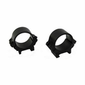 Rings 30mm Matte Black 1 Pair