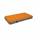 Air Bed - Rechargeable Twin Rust/Khaki 39x74x8.5""