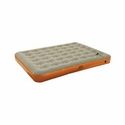 Air Bed - SPS Queen Khaki/Rust 60x80x8.5""