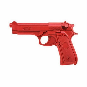 Beretta Red Training Gun - 9mm/40 Standard