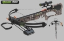 2013 Barnett Quad 400 HD Camo Crossbow Package w/Scope