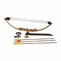 Bison Recurve Compound Bow Set - 20lbs