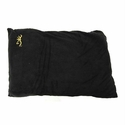 Fleece Pillow - Black