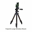 Tripod & Window Mount