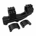 "AR-PEPR QD Scope Mount - 1"" with/Picatinny Rail"