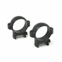 30mm Zee Rings - Medium Black Matte