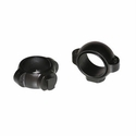 "Signature 1"" Rings - Medium Black Gloss"