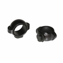 "Signature 1"" Rings - Medium Black Matte"