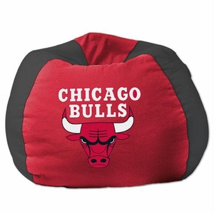 Chicago Bulls NBA Team Bean Bag (96 Round)