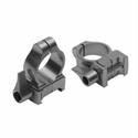 Z2 Alloy QD Scope Rings - Medium Silver