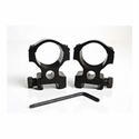 Scope Ring Mount Set For 30 mm - Medium