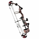 Destiny SS 50 lb Pink Realtree Hardwood HD Package - Left Hand