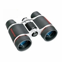 Essentials Binoculars - 4x30 Black Compact Clam