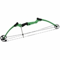 Genesis Original Bow - Left Handed Green Bow Only