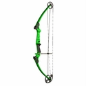 Genesis Original Bow - Left Handed Green Kit
