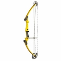 Genesis Original Bow - Left Handed Yellow Kit