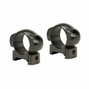 "Grand Slam Steel Rings - 1"" Medium Black"