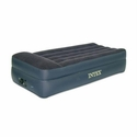 Pillow Rest Air Bed - Twin Built in 120 Volt AC Pump