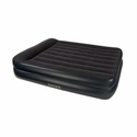 Pillow Rest Air Bed - Queen Built in 120 Volt AC Pump