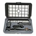 Mini Laser Bore Sight - Six-Pack Accessory Kit