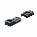 Dual Dovetail Two Piece Base - 70 RVF Black Matte