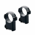 "Rimfire Ring Mounts - 1"" Ringmounts High Black"