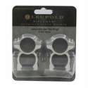Rifleman Detachable Rings - See Thru High Silver